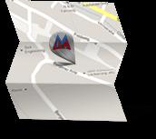 Metallbau Ulm Karte